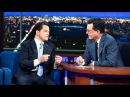 Colbert Makes Scaramucci Squirm Over Steve Bannon and Nazis