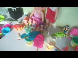 Learn Colors with Play Doh Ice cream L