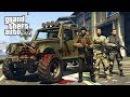 GTA 5 Зомби Апокалипсис 8 - ОХОТНИКИ НА ЗОМБИ! ГТА 5 МОДЫ