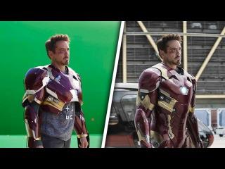 Captain America Civil War: Extended VFX Breakdown