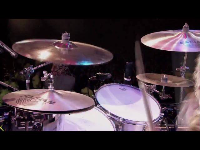 Black Sabbath - Paranoid (OzzFest) [HD]