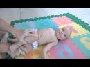 Гимнастика для малыша чтоб научиться ползать