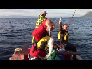 Поход по Лофотенским островам и Норвежскому морю на морских каяках + трекинг в г ...