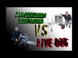 Обзор самодельной рыболовной  платформы и платформы Rive d25 для ловли на фидер,ште ...
