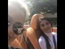 Виктория Боня с подругой в поисках самых мощных машин в Дубае