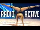 Radioactive Sexy Dance Audition Got Talent Global