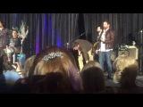 Дженсен и Роб поют Последний Вопрос