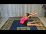 Как научиться делать затяжку (кольцо)затяжка, задний захват! Гимнастика. Gymnast
