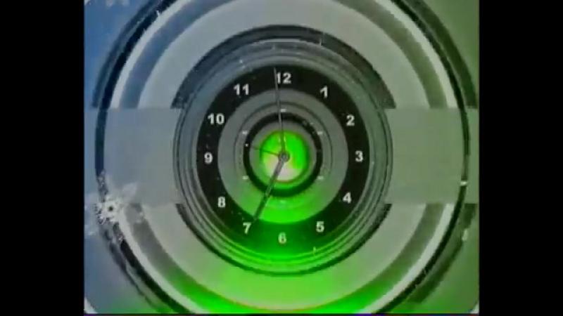 Новогодние часы (Енисей-регион [г. Красноярск], 01.12.2010-28.02.2011)