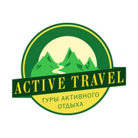 Логотип ACTIVE TRAVEL / ГОРНОЛЫЖНЫЕ ТУРЫ ИЗ САМАРЫ