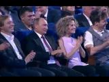Кадыров (Галустян) поздравляет КВН 27.11.2016