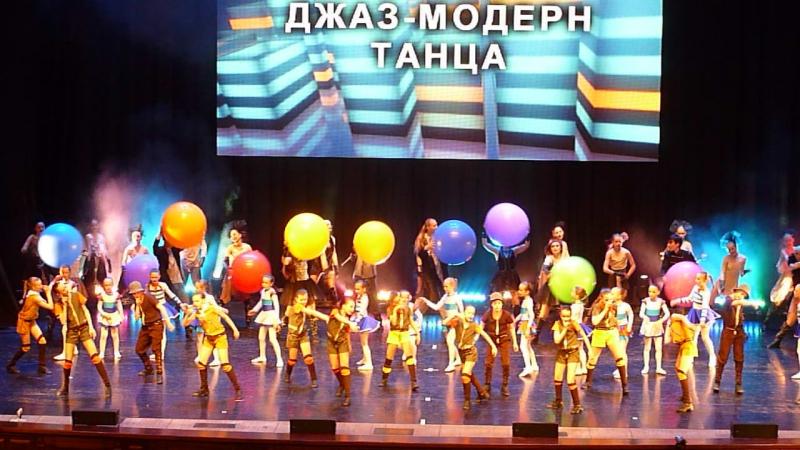 Отчетный концерт ШДМТ 21 05 17 г Омск ФИНАЛ