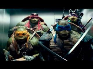 «Черепашки-ниндзя»: время героев