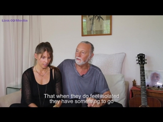 Deva Premal and Miten - 20 years on the road singing mantras (Interview)