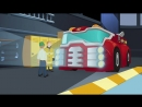 Transformers: Rescue Bots — Season 1 Episode 6 «Walk on the Wild Side» 720p Full HD
