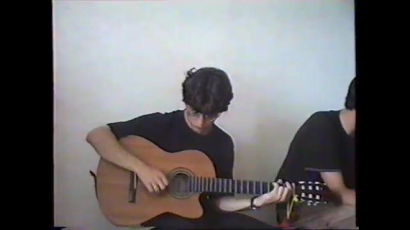2004 Братья по разному. Квартирник