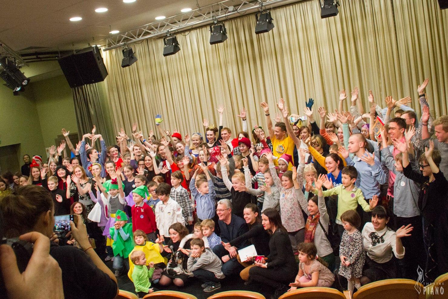 4й фестиваль «Школа искусств» и мастер-классы по жестовому языку