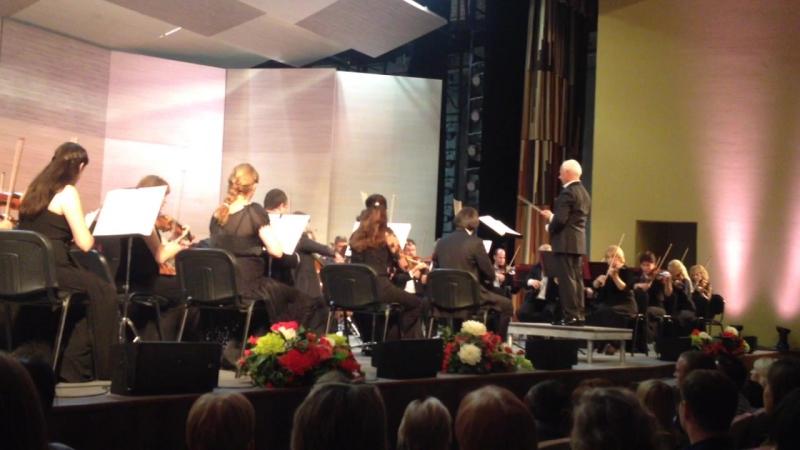 Великолепный концерт второго дня III фестиваля Владимир Спиваков приглашает в Уфе