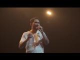 СКРИПТОНИТ - КАПЛИ ВНИЗ ПО БЕДРАМ (ft. Niman) LIVE