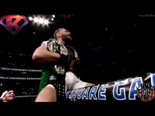 Eddie Alvarez VS. Conor McGregor | by Kramer