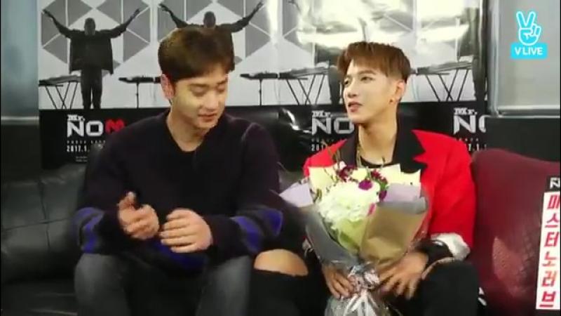 [V LIVE] 2PM - JUN. K SOLO CONCERT Mr. NO♡ Opening Live
