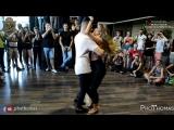 Luis y Andrea [Daniel Santacruz, Dani J–Contando Minutos] @ Dancin Fusion 2017