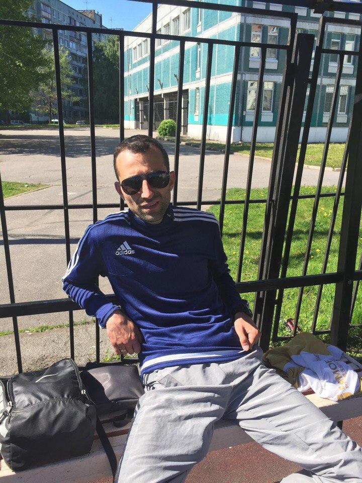 Дмитрий Литвинцев после разгромной победы