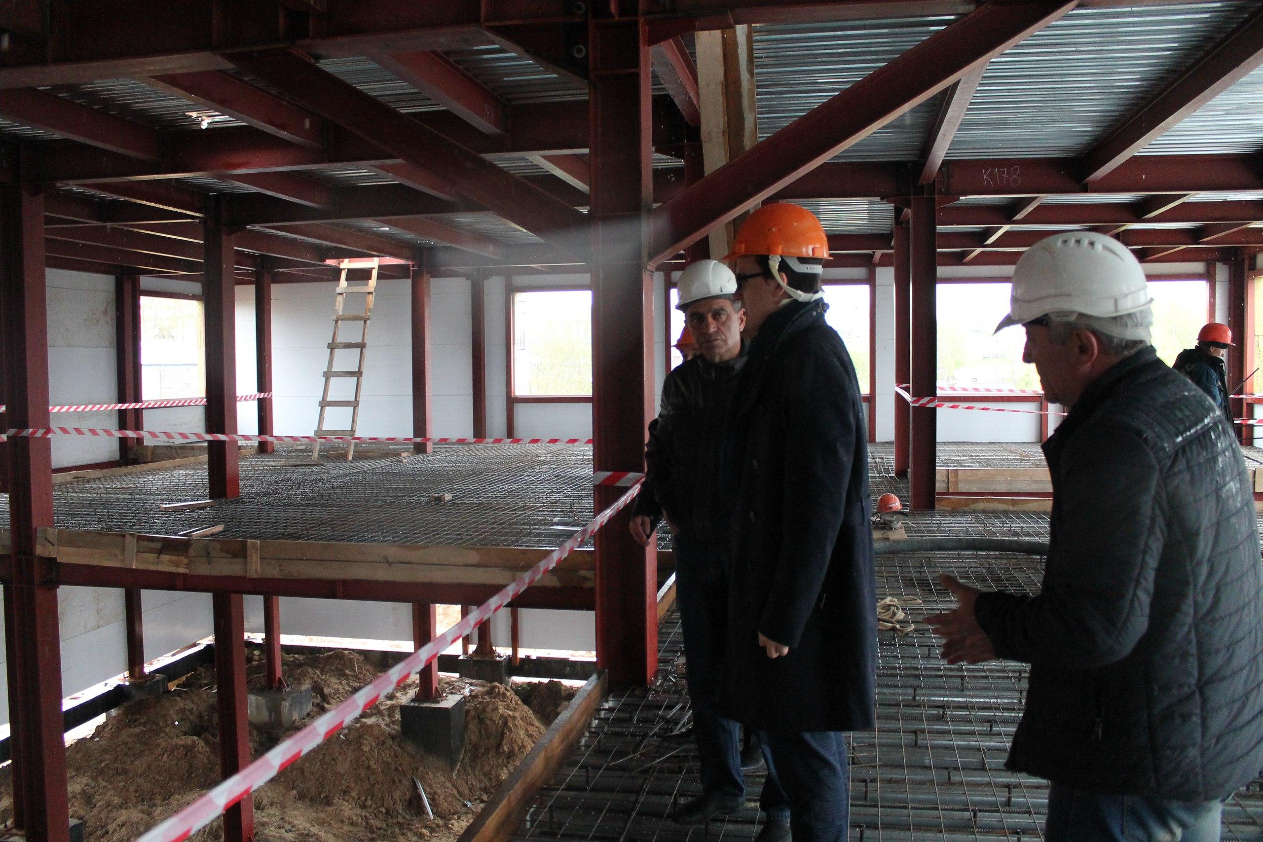 На Удоре в соответствии с рабочим планом находится министр культуры республики Сергей Емельянов