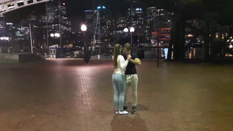 Unexpected kizomba in Sydney)  kizomba dance moveyourbody