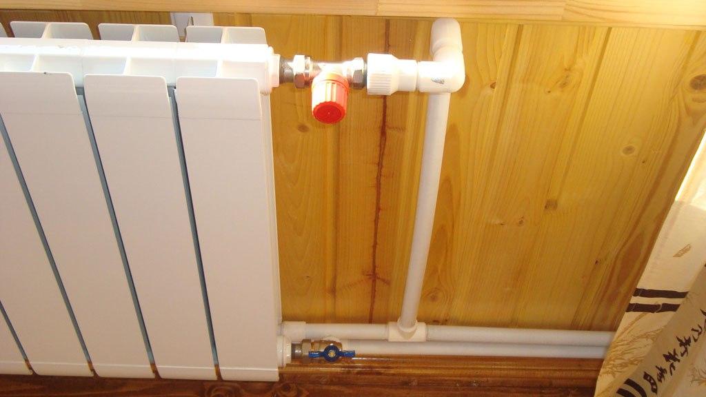 Насеверо-востоке столицы проведен капремонт систем отопления в84 домах