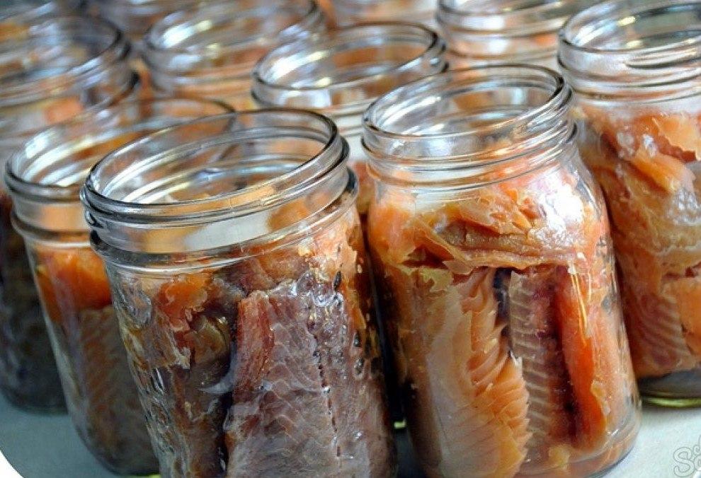 Консервирование в автоклаве иы консервирования рыбы