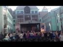 Служить России. Финал концерта на пл. Белорусского вокзала 22.06.17г.