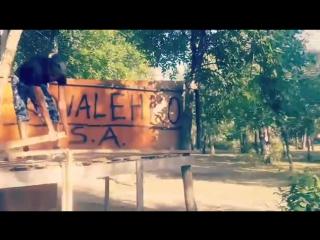 В Лисаковске снесли дом на дереве