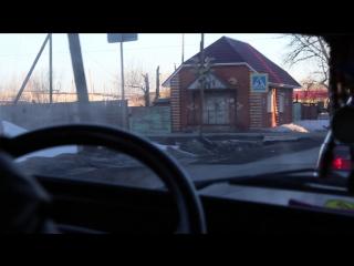 15 марта, ДТП на пересечении улиц Спорта - Социалистическая, ВАЗ 2110 vs ЗАЗ CHANCE