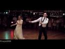 Зажигательный свадебный танец  невесты с отцом