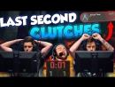 CRAZIEST LAST SECOND CLUTCHES OF ALL TIME! ft. kennyS, tarik, flusha More! CSGO