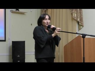 Выступает Наталья Ибрагимова