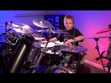Nightmare, A7X Avery Molek, 7 year old Drummer