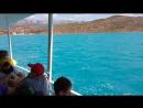 КРЫМ. Рыбачье. Прогулка в открытое море