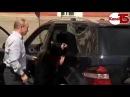 Vladimir Putin idarə etdiyi avtomobildə sevgilisi ilə görüntüləndi