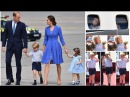 Charlotte, George, Catherine and William leave Poland and arrive in Germany