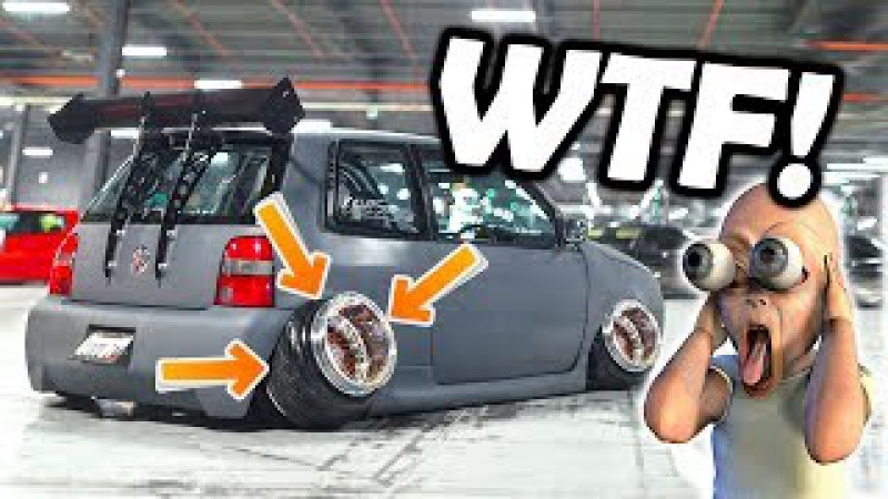 EXTREME CAMBER - Form Over Function?!