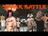 【東方 Touhou Gachimuchi】Billys Theme: Wrestlers Capriccio ~ Spank Battle