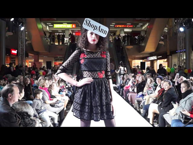 ShopAnn Teffi Models 25 Feb '17 Fashion's Night
