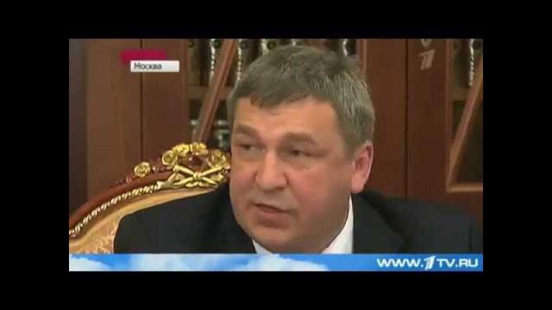 Путин в ярости от выходок вице-губернатора Албина Шокирующая правда о чиновнике...