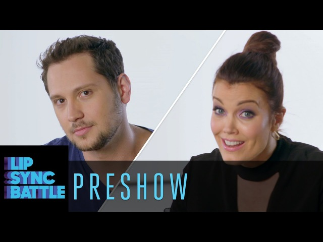 LSB Preshow with Matt McGorry & Bellamy Young | Lip Sync Battle