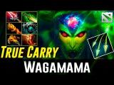 Wagamama Medusa True Carry Dota 2
