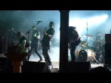 THYRFING - Live at Dark Troll Festival (16.05.2015 Bornstedt) HD