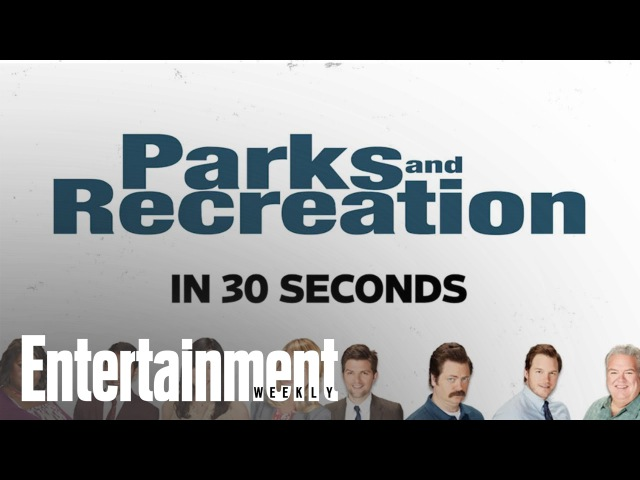 The Entirety Of 'Parks And Recreation' In 30 Seconds | Entertainment Weekly