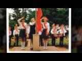 Детские хоры пионерские песни   Гайдар шагает впереди